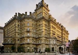 hoteles con encanto en londres: